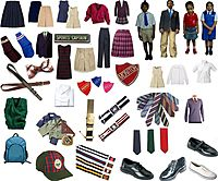 School Uniform and Accessories