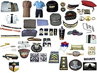 Security Guard Clothing and Accessories